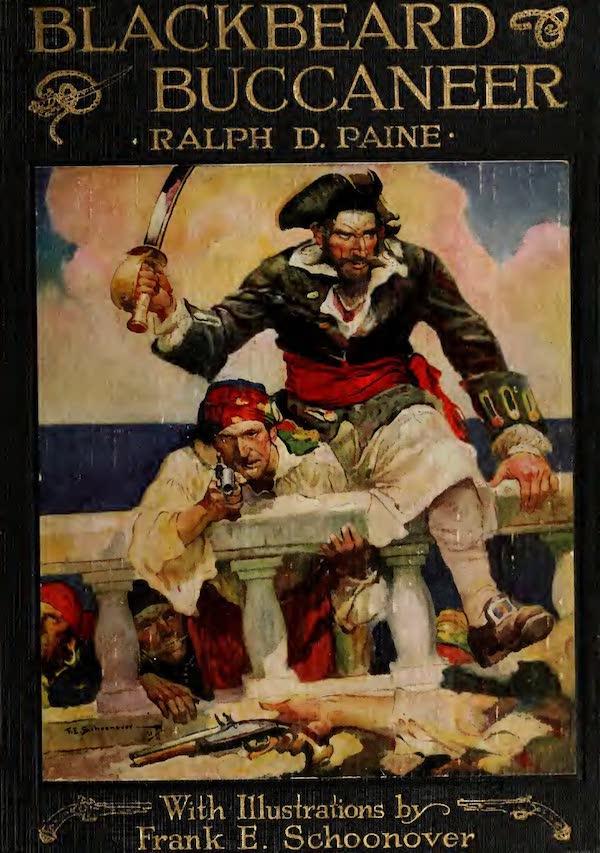 Blackbeard, Buccaneer (1922)