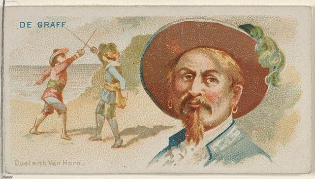 Laurens de Graaf - Pirates of the Spanish Main (1888)