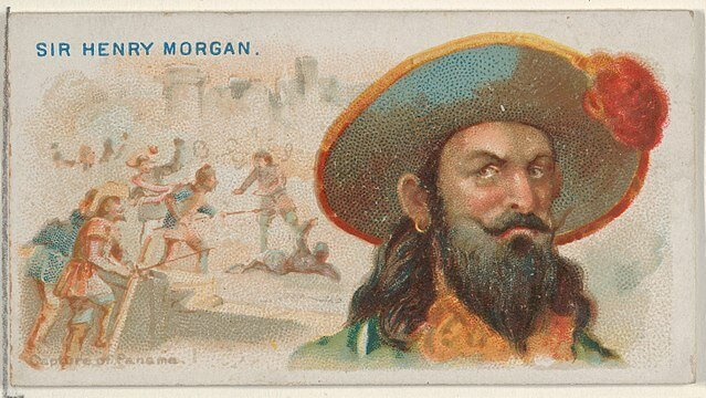 Henry Morgan - Pirates of the Spanish Main (1888)