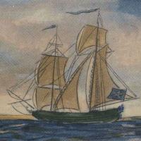 Pirate Ships - Brigantine