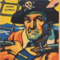 Pirate Rounders - John Bowen Icon