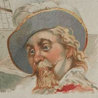 Pirate Rounders - John Halsey Icon