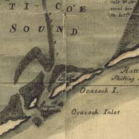 Locations - Ocracoke Island Icon