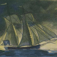 Pirate Ships - Schooner