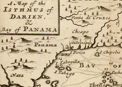 Chepo - William Dampier (1699)