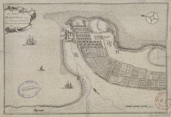 Fort Dauphin - Etienne de Flacourt (1650-59)