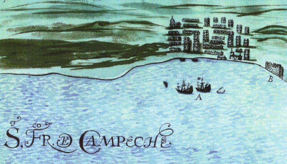 t. Francisco de Campeche - Nicolas de Cardona (1632)