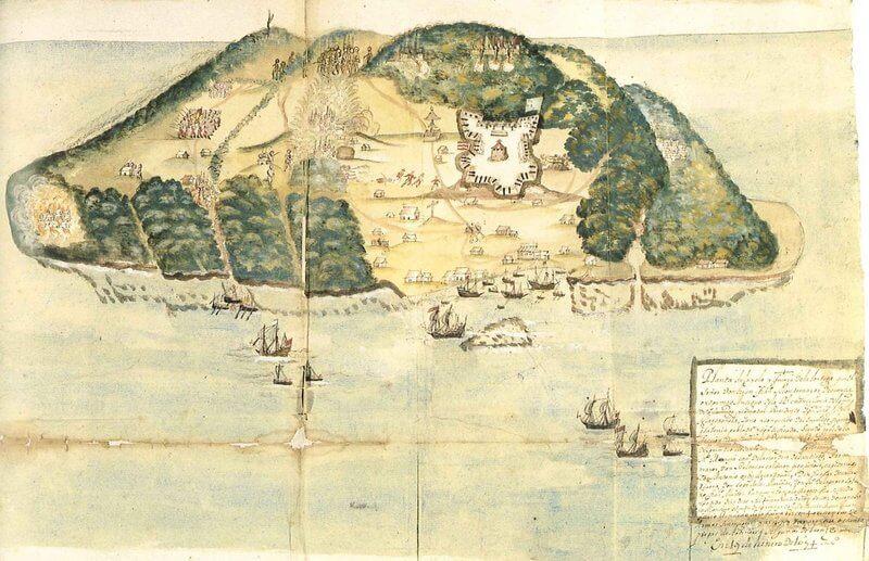 Tortuga - Instituto Hidrografico de la Marina / la Roca (1654)