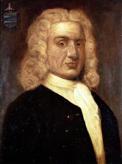 William Kidd - William Kidd Portrait (17th Century)