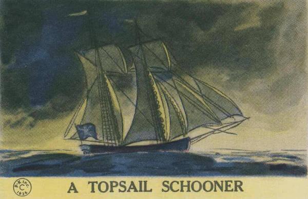 Pirate Ships   Schooner