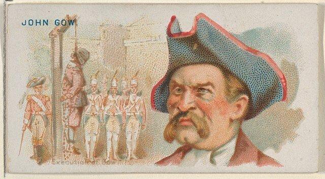 John Gow - Pirates of the Spanish Main (1888)