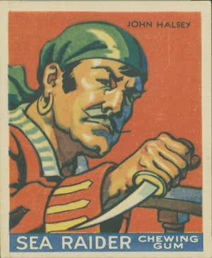 John Halsey - Sea Raiders (1933)