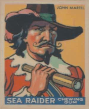 John Martel - Sea Raiders (1933)